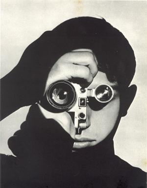 アンドレアス・ファイニンガー《フォト・ジャーナリスト》1955年