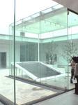 金沢21世紀美術館内