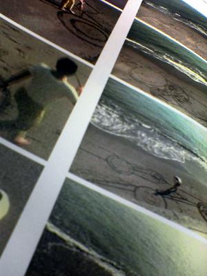 《Round on Sand》1968